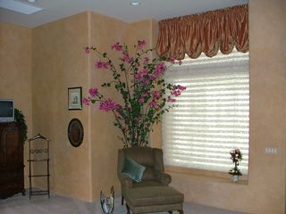Pink 9' Bougainvillea in Guest Room